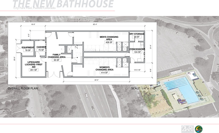 2015 City Park Proposed New Bath House
