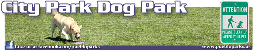 Pueblo Parks and Recreation - City Park Dog Park