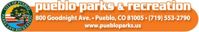 2016 Pueblo Parks and Recreation contact