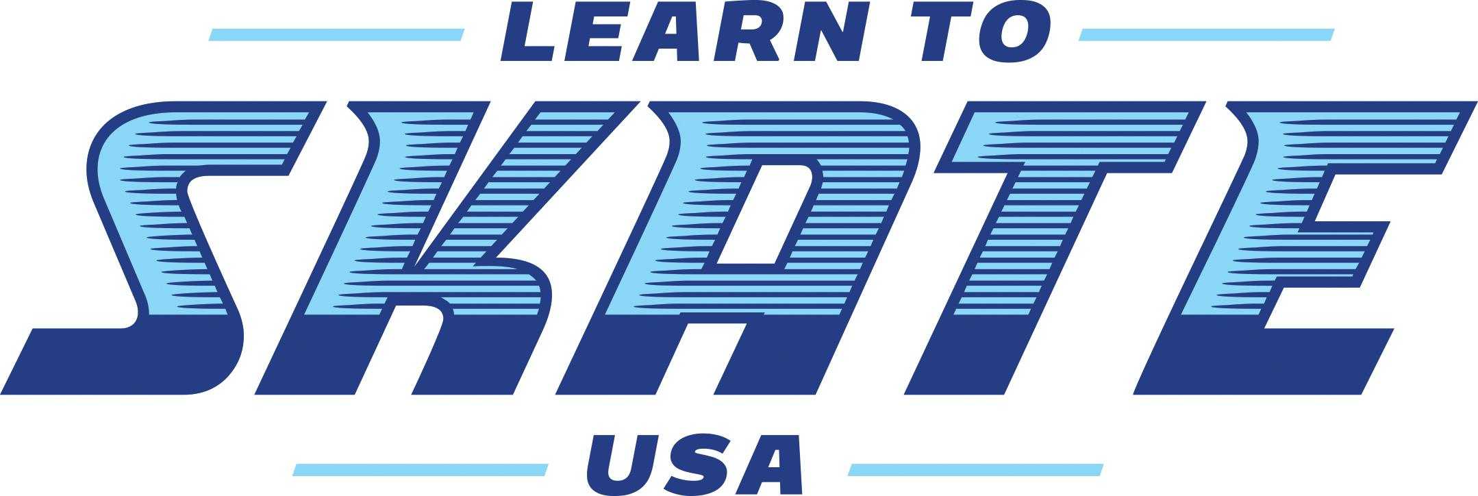 Image of Learn to Skate USA logo