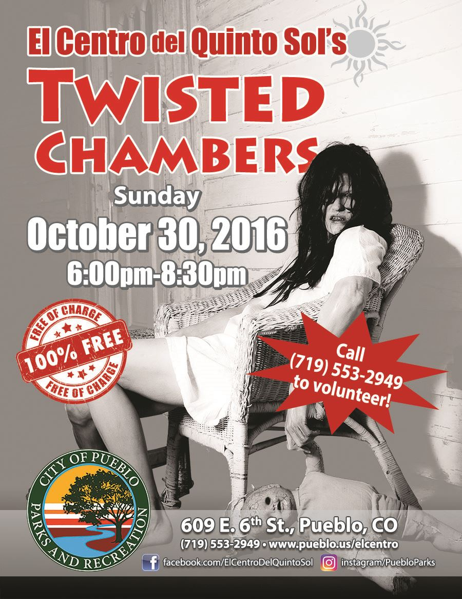2016 El Centro Twisted Chambers