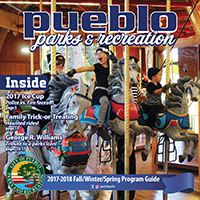 2017-2018 Pueblo Parks and Recreation Fall, Winter, Spring Program Guide