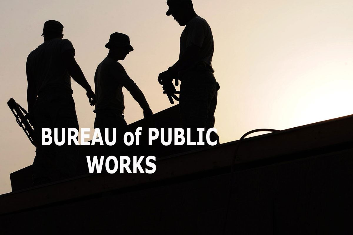 Bureau of public works
