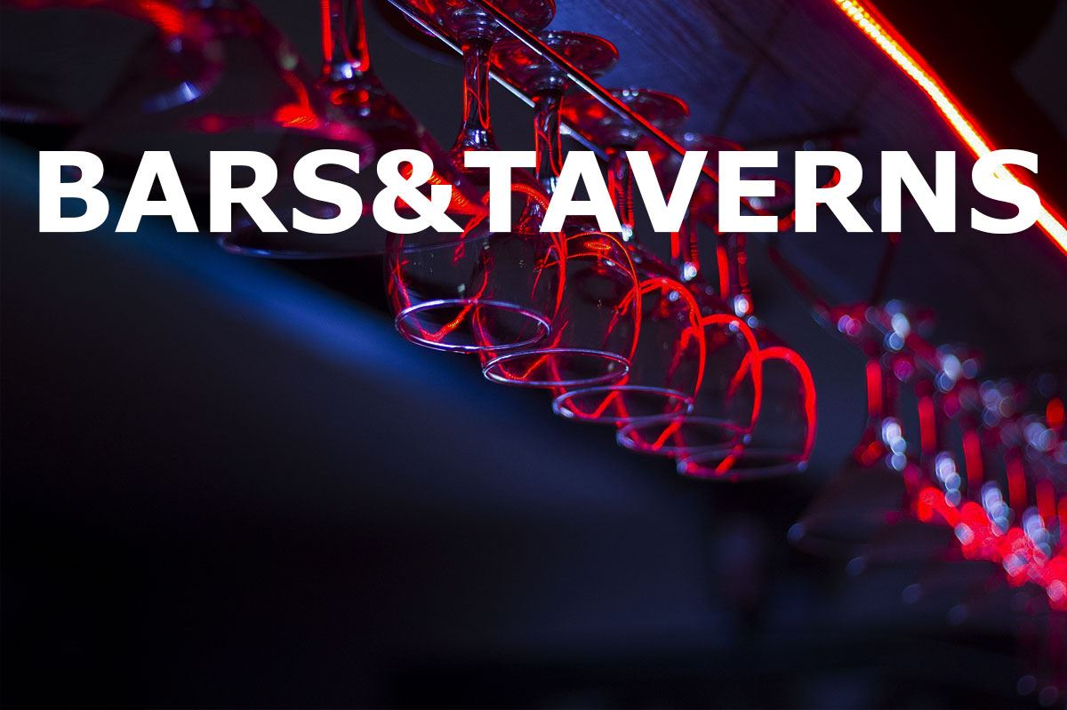 bars and taverns