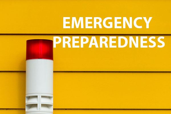 emrgency preparedness