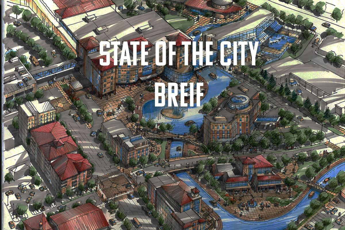 state of the city breif