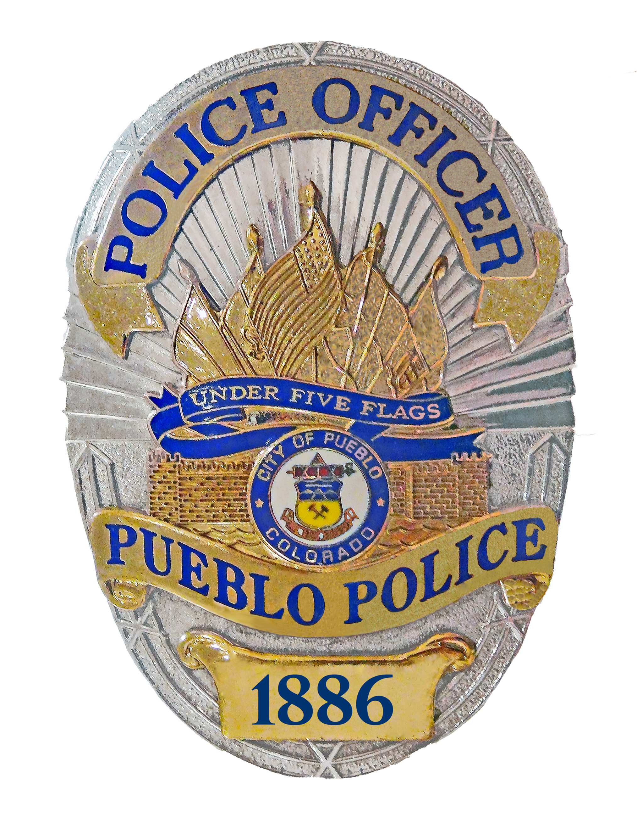 2017 PPD Badge