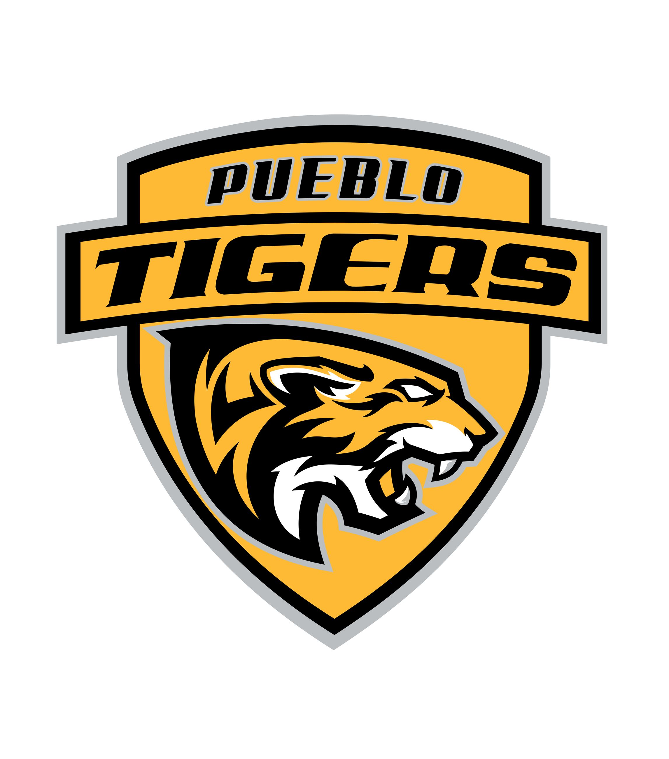 Image of Logo for Pueblo Tiger Youth Hockey
