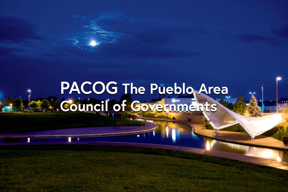 pacog The pueblo area council of governments