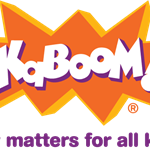 KaBOOM! Play matters for all kids Logo 080918