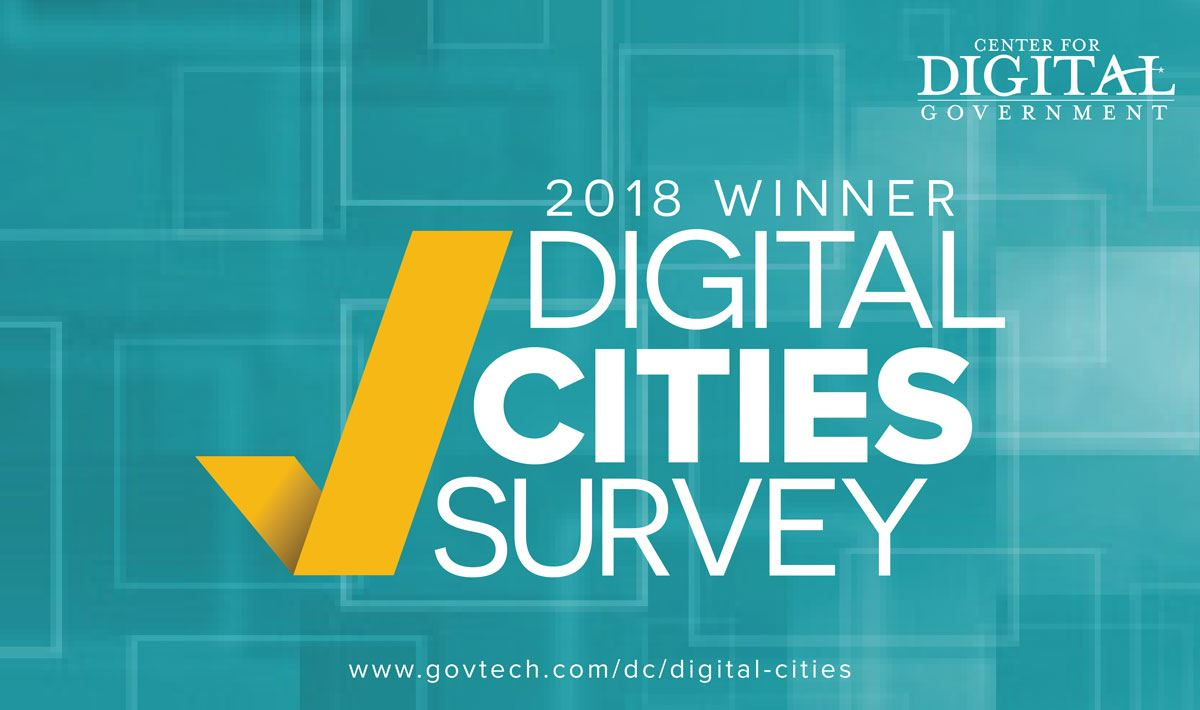 2017 Digital Cities survey