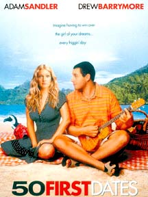 50FirstDates Poster