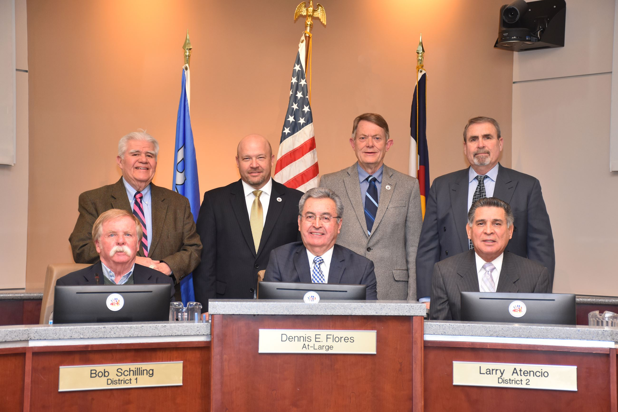 Image of City Council Members