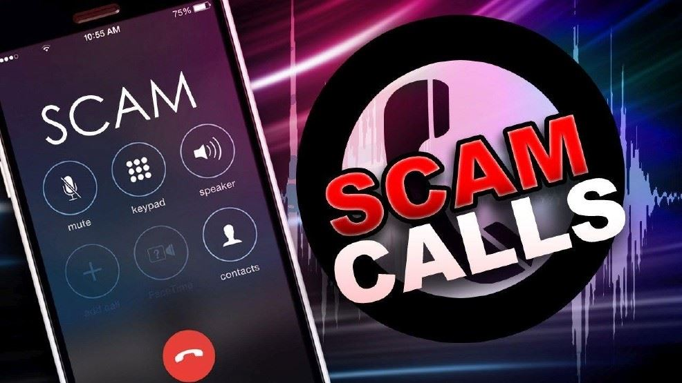 image of scam calls