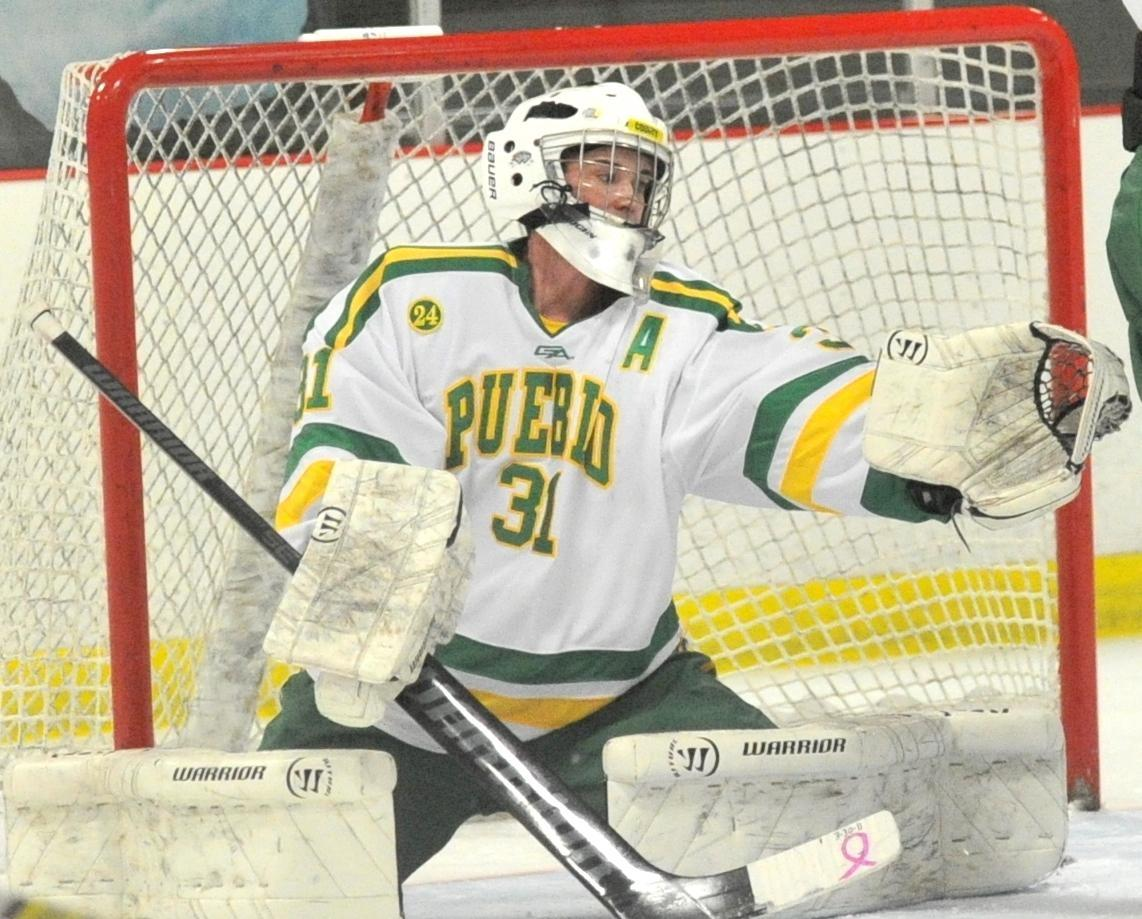 Image of High School Goalie
