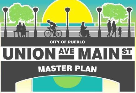 City of pueblo Union Ave main street Master plan