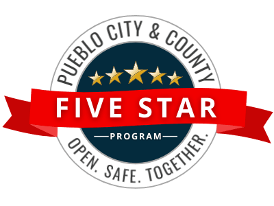 Pueblo-County-5-Star-Program-Logo