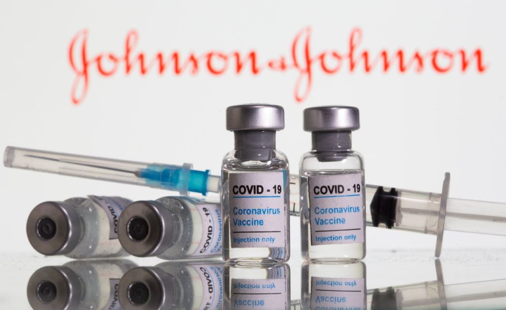 Johnson and Johnson vaccine