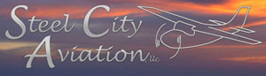 Steel City Aviation Logo