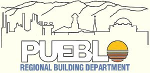 Pueblo Regional Building Department Logo