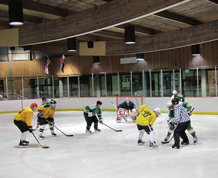Men's League Hockey