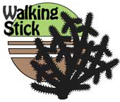 Walking Stick Logo