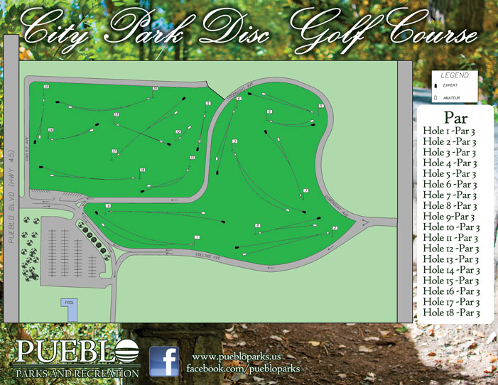 City Park Disc Golf Course