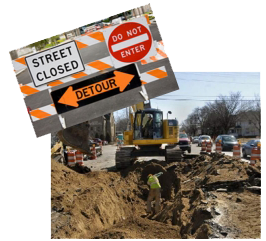 Street Closure image