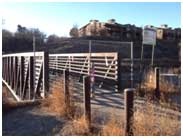Pueblo Parks and Rec Trail Closure