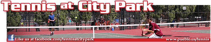 Tennis at City Park