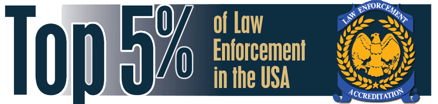Top 5% of Law Enforcement in the USA