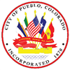 City of Pueblo, Colorado seal