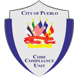 City of Pueblo Code Complance Unit Logo img