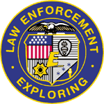 Law Enforcement Exploring patch